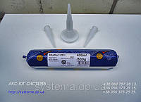 Sikaflex®-291i - Многофункциональный, полиуретановый клей-герметик для морского применения, черный, 400 мл
