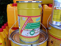 Sikafloor®-400 N Elastic (жидкая резина) - на основе полиуретана, 6 кг, серый RAL 7032