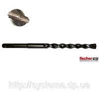 Бур для перфоратора SDS-Plus по бетону 6,0х150х210 мм - Fischer Pointer