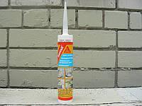 Sanisil Cиликоновый герметик Сика для санитарно-технических работ, прозрачный, 300 мл