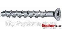Fischer FBS-SK - Шуруп по бетону, потайна головка, оцинкована сталь