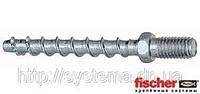 Fischer FBS-M8 - Шуруп по бетону, внешняя резьба M8, оцинкованная сталь
