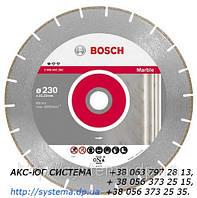 BOSCH Standard for Marble 230х22,23х2.8 мм - Алмазные отрезные круги