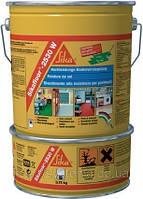 Sikafloor®-2530 W - Цветное эпоксидное покрытие для Вашего гаража, серый, RAL 7032, 18 кг