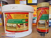 SikaBond® PU-2K (А+B) - Двухкомпонентный полиуретановый клей, 8,9 кг