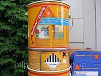 Sikafloor®-2530 W - Цветное эпоксидное напольное покрытие для Вашего гаража, красный, RAL 3020, 6 кг