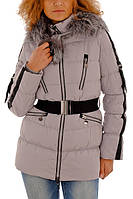 Короткий женский пуховик  SNOW CLASSIC - 11044A скидка