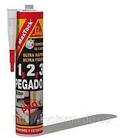 Sika MaxTack® высокопрочный клей мгновенного схватывания (жидкие гвозди), 300 мл, бежевый