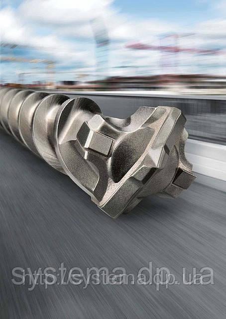 BOSCH Speed X - Сверло (бур) для перфоратора 32х600х720 мм, SDS-max