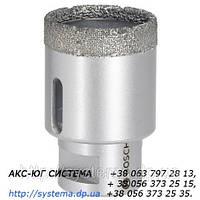 Алмазна коронка ceramics для сухого свердління, д. 25,0 мм