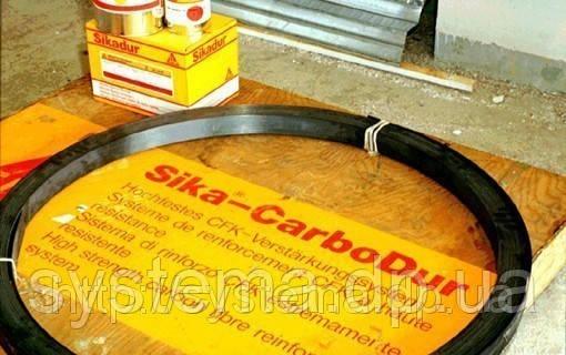 Sika®CarboDur® - Ленты из углеродных волокон для усиления конструкций, Type S 512/80, 250 м, фото 2