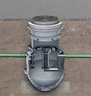 Сепаратор нефтепродуктов ACO Oleopator P NS 3 SF 450