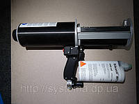 Пистолет пневматический для силиконов Sika SULZER DP 400-100, 480 мл