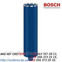"""Алмазная сверлильная коронка BOSCH для мокрого сверления G 1/4"""" 112 мм, Best for Concrete"""