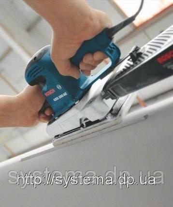 BOSCH GSS 280 AE Professional - Виброшлифмашина, картон, фото 2