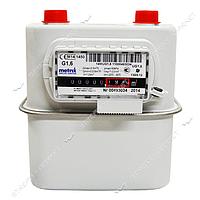 Газовый счетчик 'METRIX' G1, 6 (мембранный)