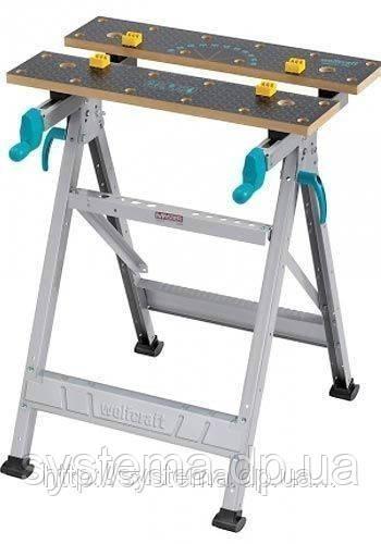 Зажимный стол (верстак) MASTER 200  WOLFCRAFT