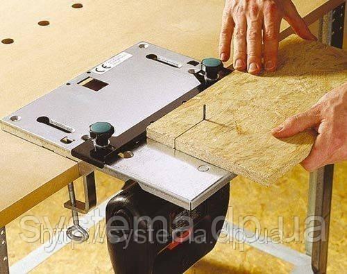 Стол для работы с электролобзиком  WOLFCRAFT 320 х 300