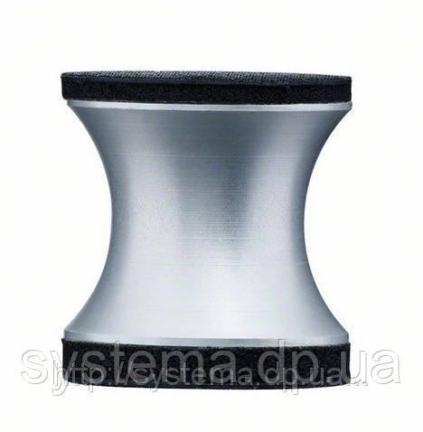 Принадлежность для финишной обработки BOSCH на липучке, кругл., жестк./мягк., Ø 30 мм