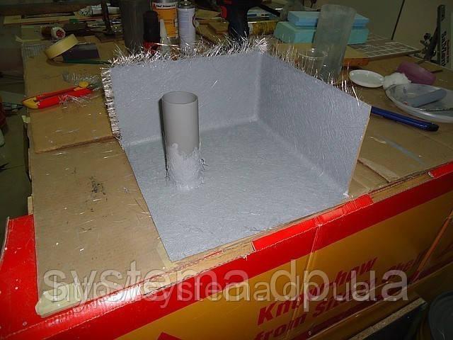 Жидкая мембрана для кровли, однокомпонентная полиуретановая гидроизоляция, 21,75 кг - Sikalastic®-614