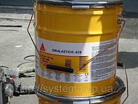 Жидкая полиуретановая мембрана для кровли RAL 7009, 20,7 кг - Sikalastic®-618