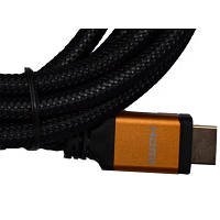 Кабель Atcom HDMI-HDMI, 20м HIGH speed Metal gold plated connector w/nylon polybag