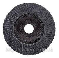 Лепестковый шлифовальный круг BOSCH Best for Мetal, угловое исполнение125х22.23, P60