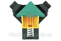 Кутовий затискач (кутова струбцина) WOLFCRAFT ES 22