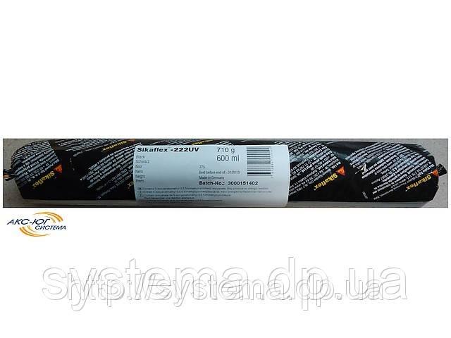 Sikasil® WS-605S - Герметик Зика для структурного остекления, 600 мл, прозрачный