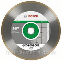 Алмазный отрезной круг Standard for Ceramic для настольных пил 200х25,40х1,6 мм