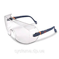 3M™ 2800 - Очки поверх корректирующих, прозрачные