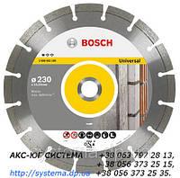 BOSCH Standard for Universal 125х22,23х1,6мм - Диск (круг) алмазный, универсальный