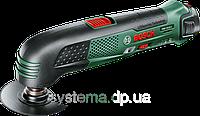 Аккумуляторный многофункциональный инструмент BOSCH PMF 10,8 LI, кейс, 1 аккумулятор