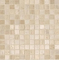 Capri мозаика Capri I Travertini 30x30 mix beige-crema