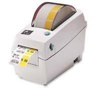 Принтер этикеток, термопринтер штрихкодов Zebra LP 2824 (ширина до 60 мм)