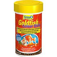 Tetra Gold fish Colour ST 100ml  - корм для улучшения окраса золотых рыбок
