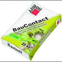 Bau Contakt смесь для приклеивания и защиты плит утепления из минваты и ппс