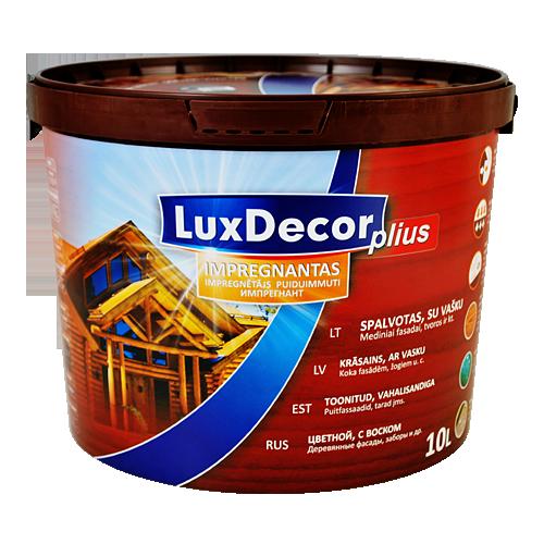 ESKARO Aura ColorWood Aqua пропитка для дерева защитно-декоративная, 0,75 л