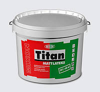 Titan Mattlatex  9 л. краска матовая латексная Эскаро, есть фасовка меньше
