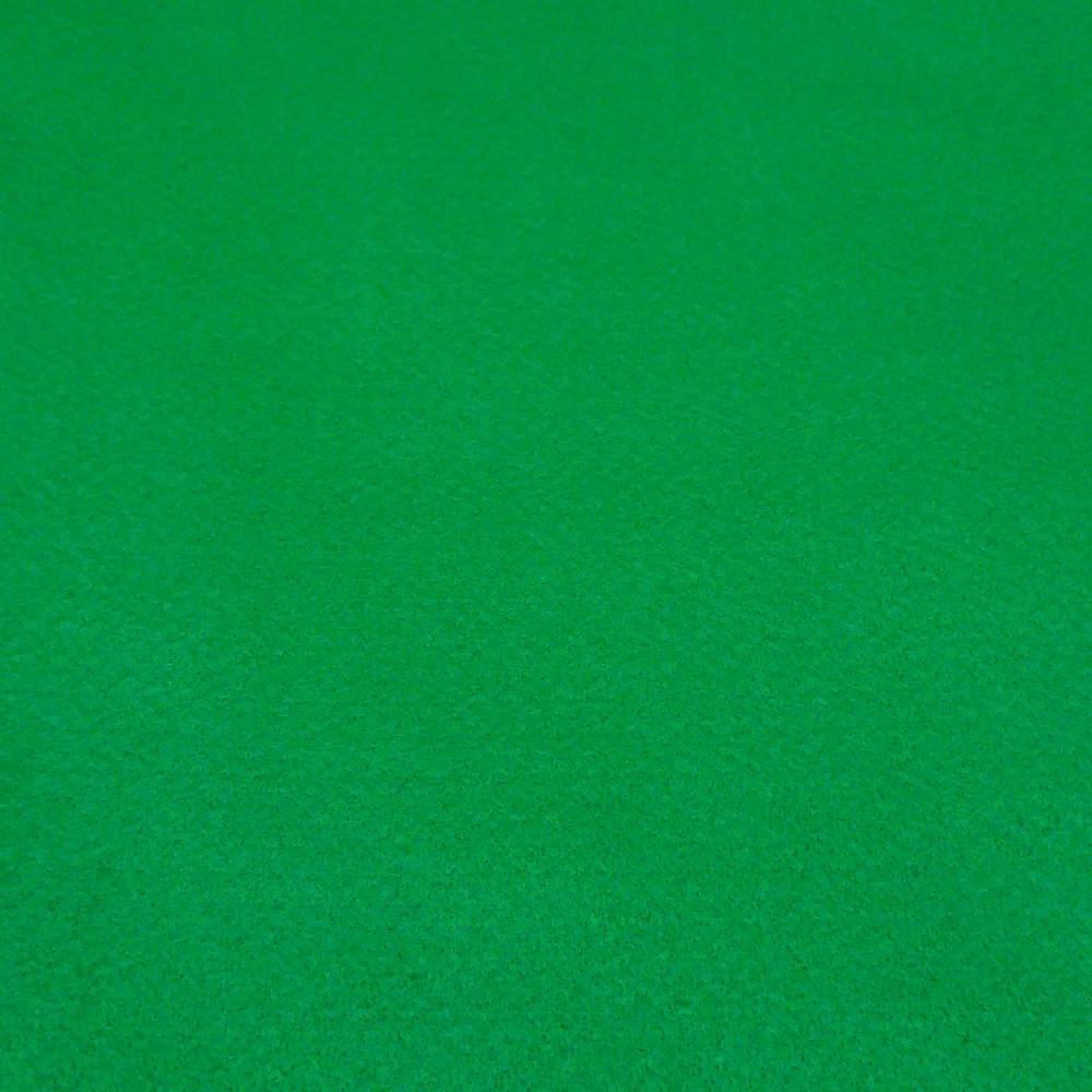 Фетр корейский мягкий 1.2 мм, 22x30 см, ЗЕЛЕНЫЙ