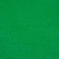 Фетр корейский мягкий 1.2 мм, 22x30 см, ЗЕЛЕНЫЙ, фото 1