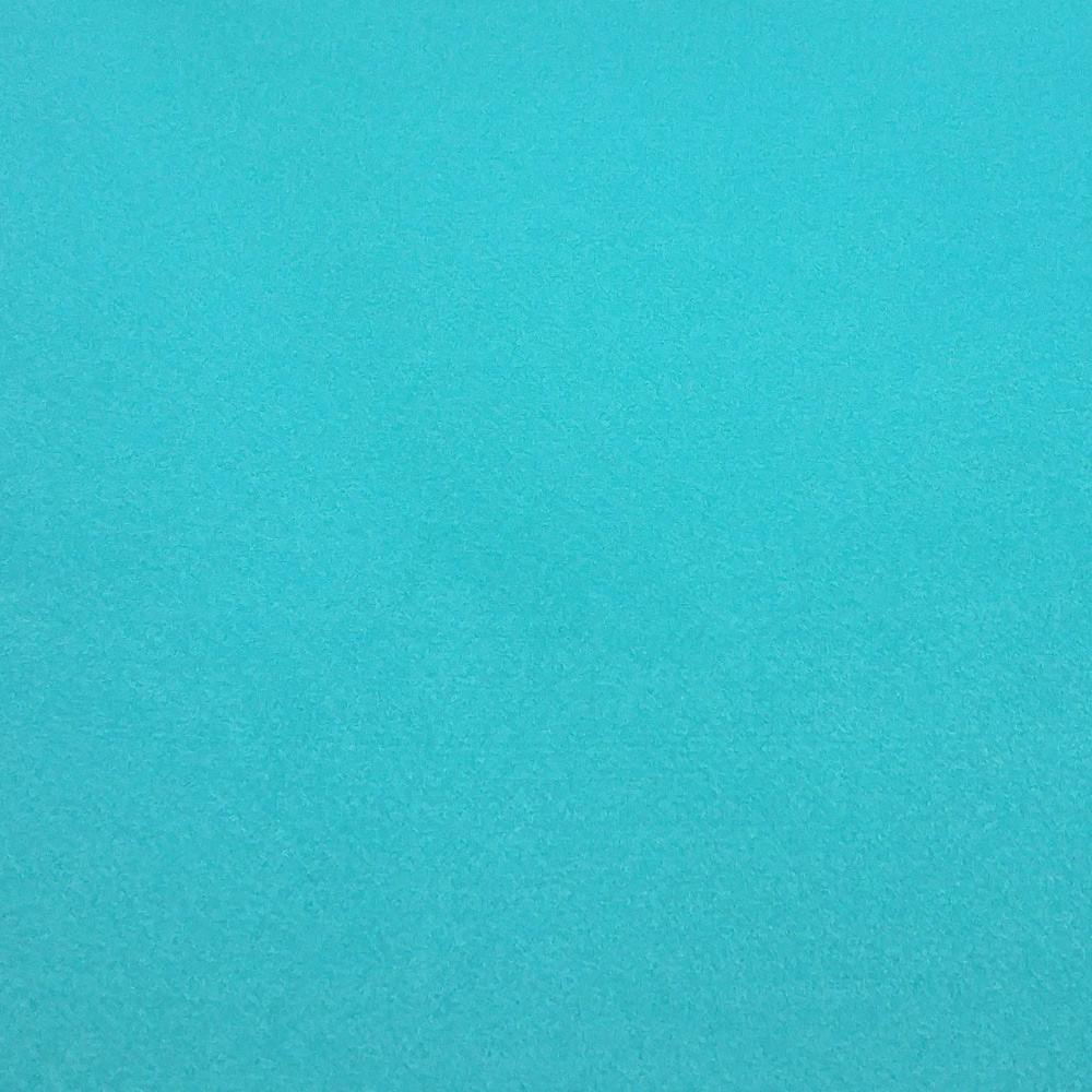 Фетр корейский мягкий 1.2 мм, 22x30 см, БИРЮЗОВЫЙ