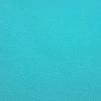 Фетр корейский мягкий 1.2 мм, 55x30 см, БИРЮЗОВЫЙ