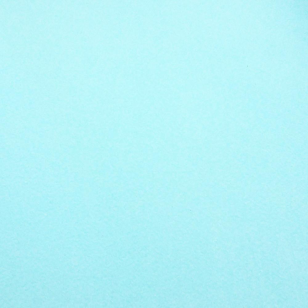 Фетр корейский мягкий 1.2 мм, 22x30 см, НЕБЕСНЫЙ
