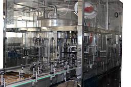 Машина фасовочно-укупорочная УМА-00.12.04 (для бутылок емкостью 5-9 литров)