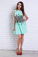 Нежно платье модного фасона