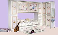 Детская спальня Синдерелла (Скай ТМ)