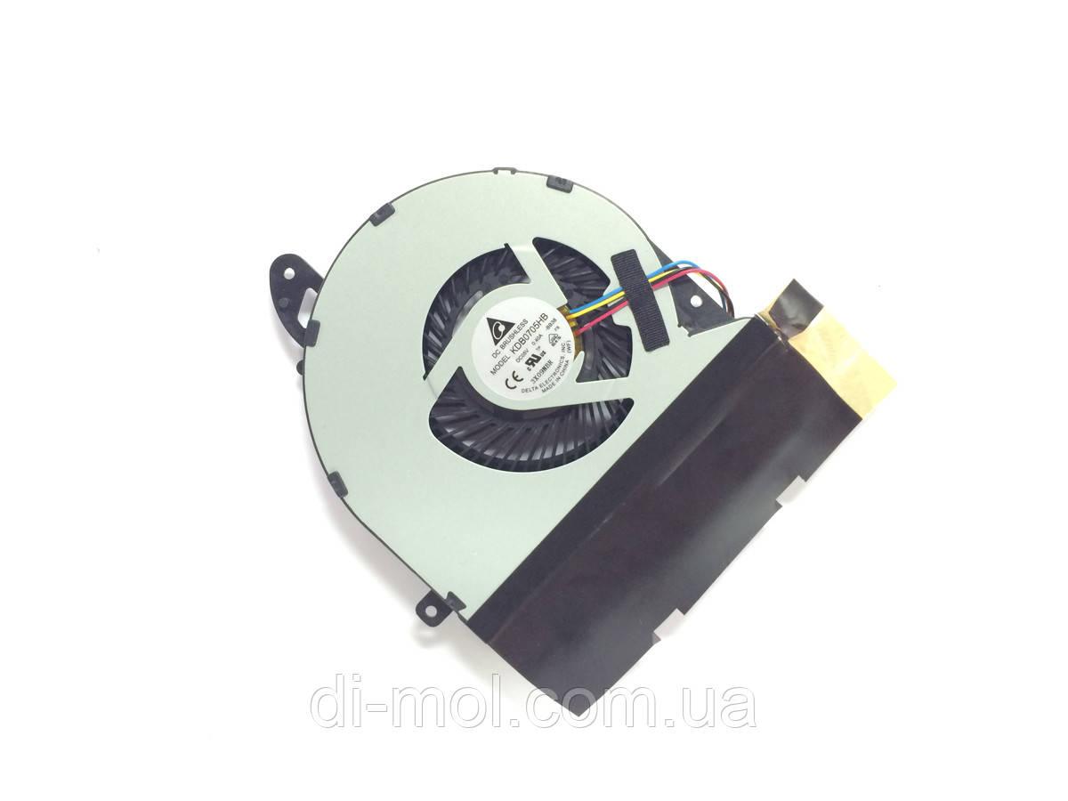 Вентилятор для ноутбука Asus U46E series, 4-pin
