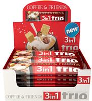 Кофе в стиках 3 in 1 Trio Coffe & Friends 24 шт