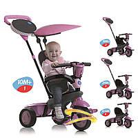 Трехколесный велосипед 4в1 Smart Trike Star 4 в 1